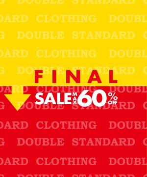 FINAL SALE MAX 60% OFF